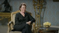 Olivia Colman Reveals The Rather Rude Way She Spent Her Downtime While Filming The