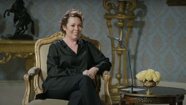 Olivia Colman Reveals She Got The Whole Cast Of The Crown Watching Naked Attraction On Set
