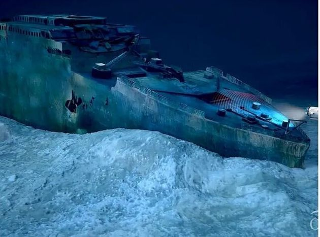 Επισκεφθείτε τον Τιτανικό το 2021 πριν εξαφανιστεί για