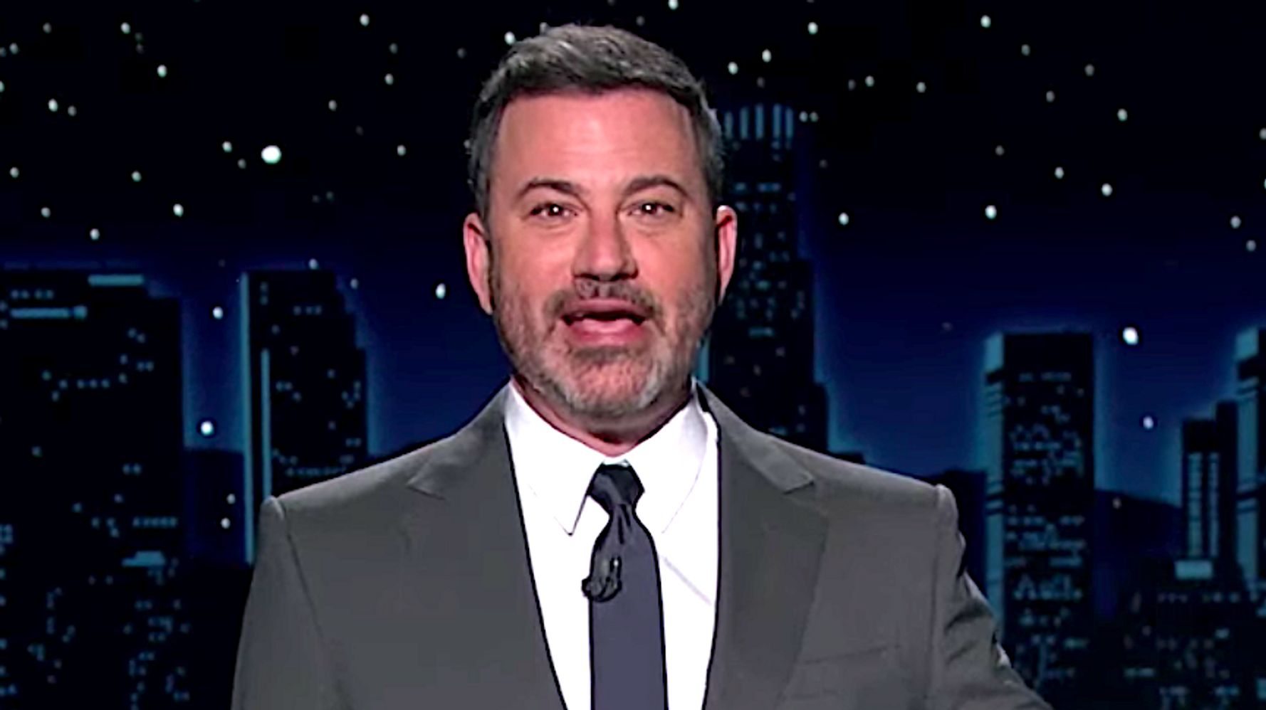 Jimmy Kimmel Burns Donald Trump's Hair Color Change With Line Of The Night