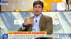 """El estremecedor aviso de Fran Rivera a Isabel Pantoja desde Antena 3: """"Hay mucho"""