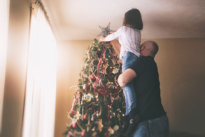 Holiday decorations may trigger positive memories from childhood that can be comforting and spark joy.