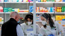 Los farmacéuticos de Madrid: