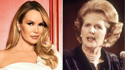 Amanda Holden's Margaret Thatcher Impression Has Us Convinced The Crown Should Have Signed Her