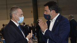 Salvini prova a tirare Bonomi nel fronte anti Conte. Il tentativo fallisce (di G.