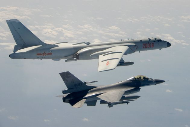 Η Ταϊβάν γειώνει ολόκληρο τον στόλο μαχητικών F-16 μετά από