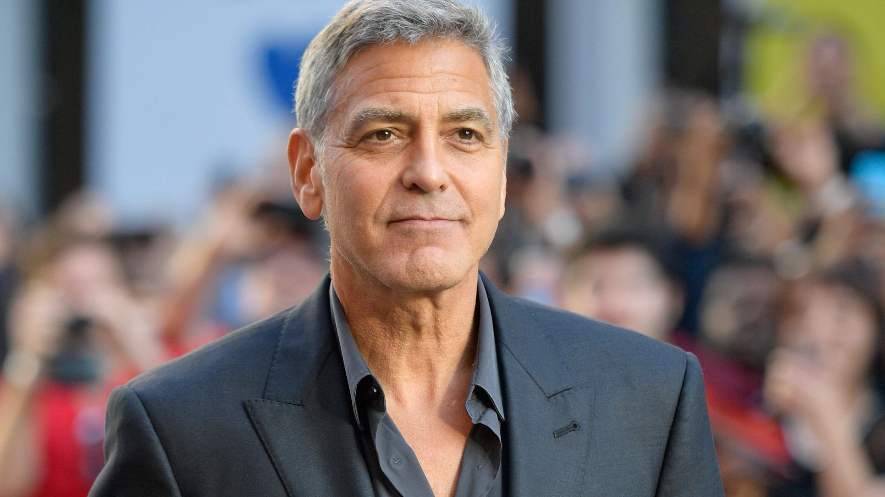 George Clooney Talks About Near-Fatal Motorcycle Crash That Left Him 'Screaming'