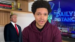 Trevor Noah Explains Trump's Unlikely Chance To Steal The