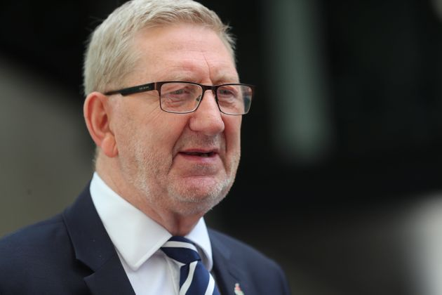 Len McCluskey Blasts 'Vindictive' Keir Starmer For Banning Jeremy Corbyn From Being A Labour MP