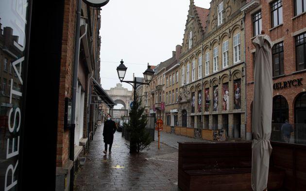 Βέλγιο: Πρώτη χώρα παγκοσμίως σε κατά κεφαλήν θανάτους από
