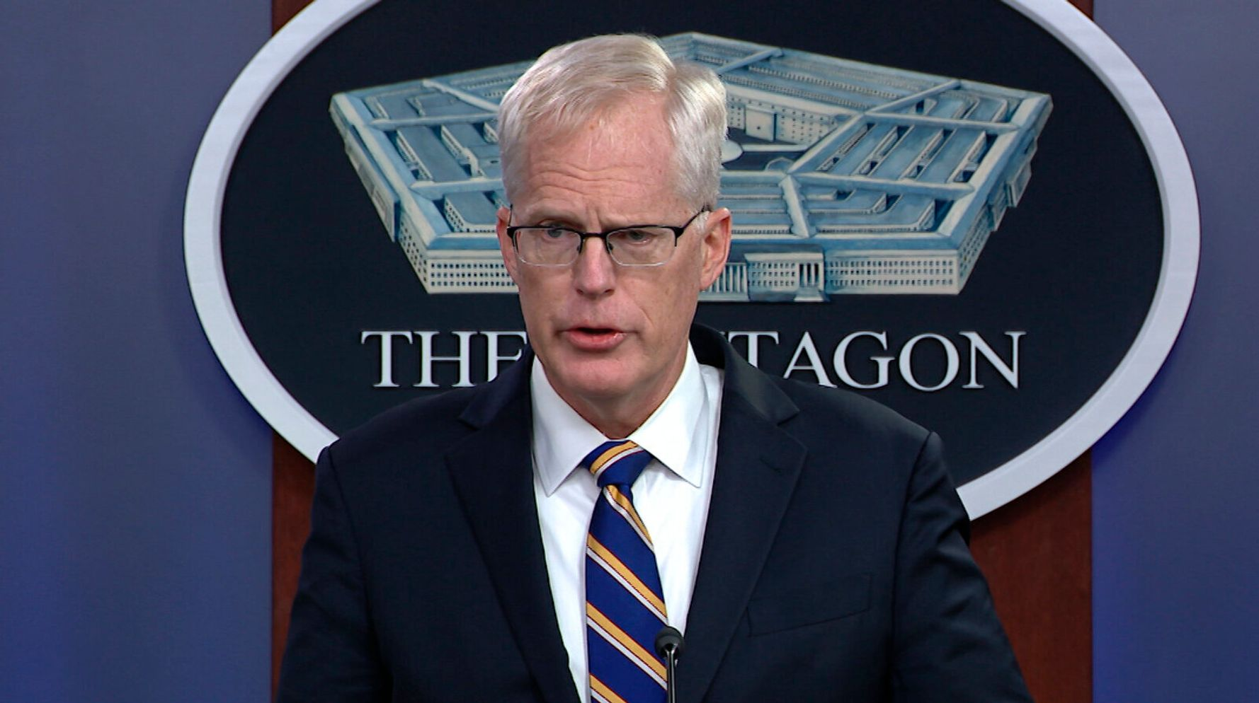 Acting Pentagon Chief Thinks Troop Reductions 'Fraught With Risk'