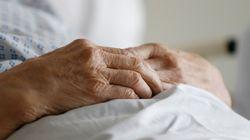Dans l'Isère, un tiers des pensionnaires d'un Ehpad meurent du