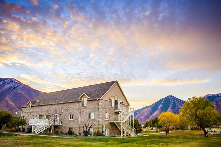 One of New Haven Residential Treatment Centre's houses in Spanish Fork, Utah, as advertised on its website.