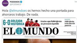 Ramón Espinar estalla contra Podemos y les acusa de hacer el ridículo tras ese