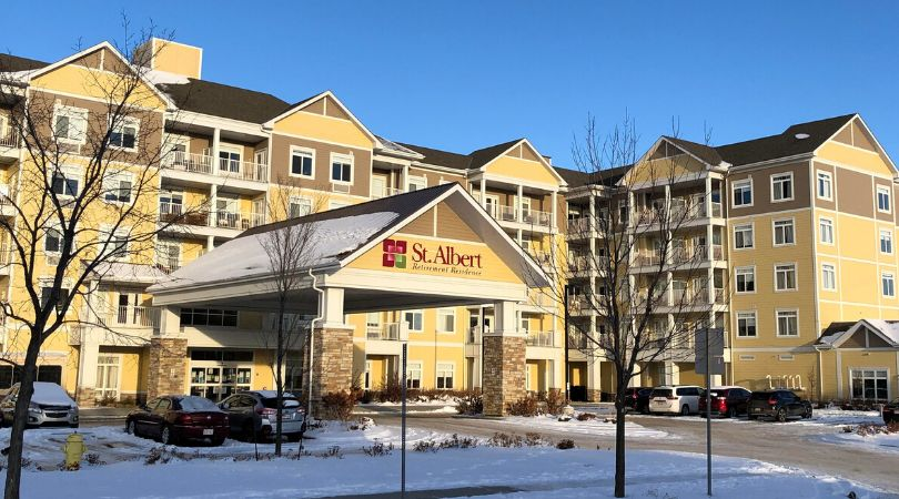 St. Albert Retirement Residence has seen a