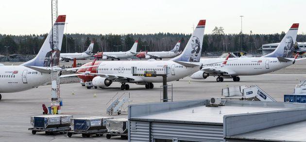 Αίτηση πτώχευσης υπέβαλε η Norwegian