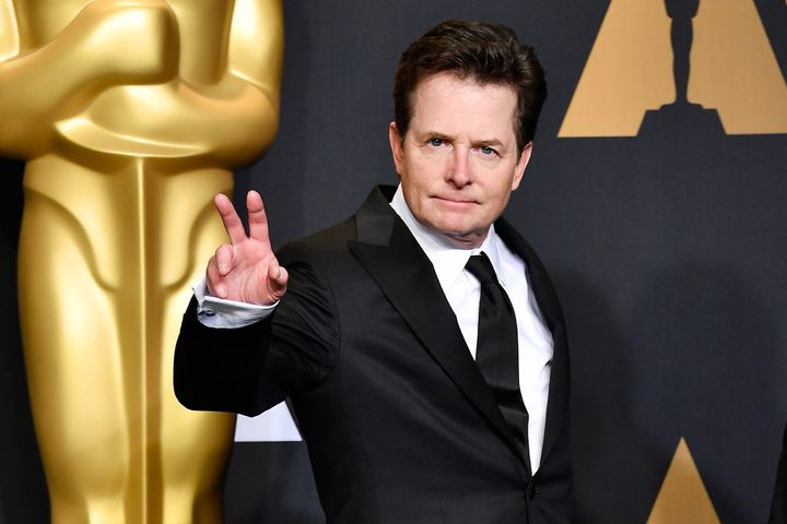 Michael J. Fox at the 89th Annual Academy Awards on Feb. 26, 2017.