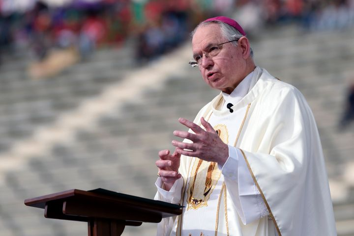 Los Angeles Archbishop José Gomez leads the U.S. Conference of Catholic Bishops.