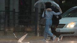 [오늘의 날씨] 19일 내내, 여름 같은 가을 폭우가