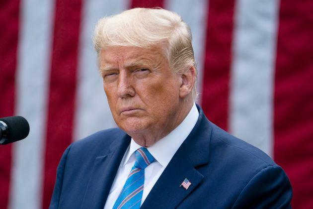 US president Donald Trump is yet to concede defeat in the