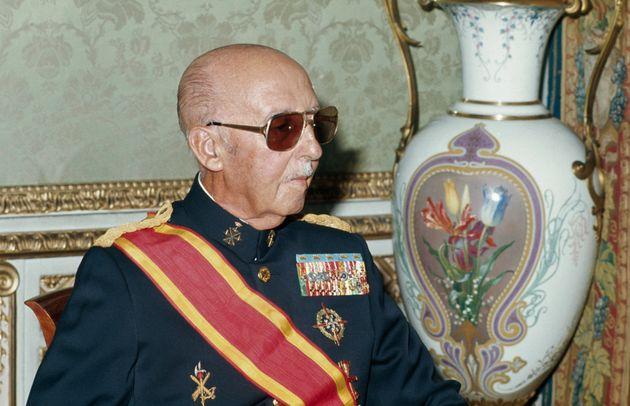 Imagen de archivo de Francisco Franco, ya