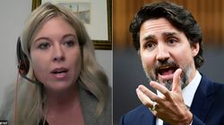 Trudeau Fires Back At Tory Claim He's 'Blocking' At-Home COVID-19