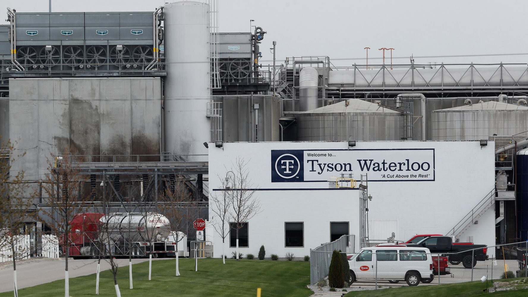 Tyson Foods Accused Of Betting Money On How Many Workers Would Contract COVID-19