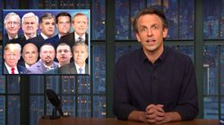 Seth Meyers Singles Out Members Of Trump's 'Cuckoo Coup