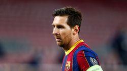 Messi se mosquea: