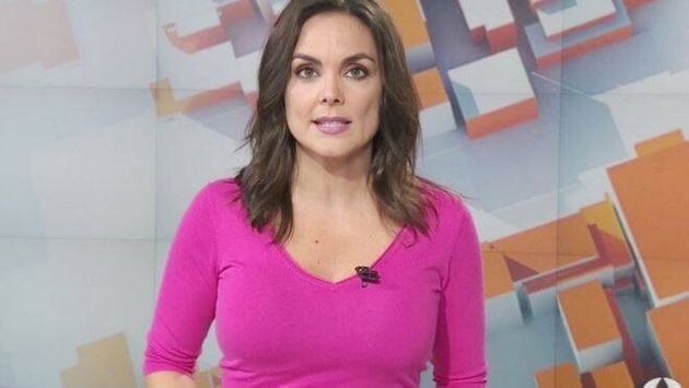 Mónica Carrillo en 'Antena 3
