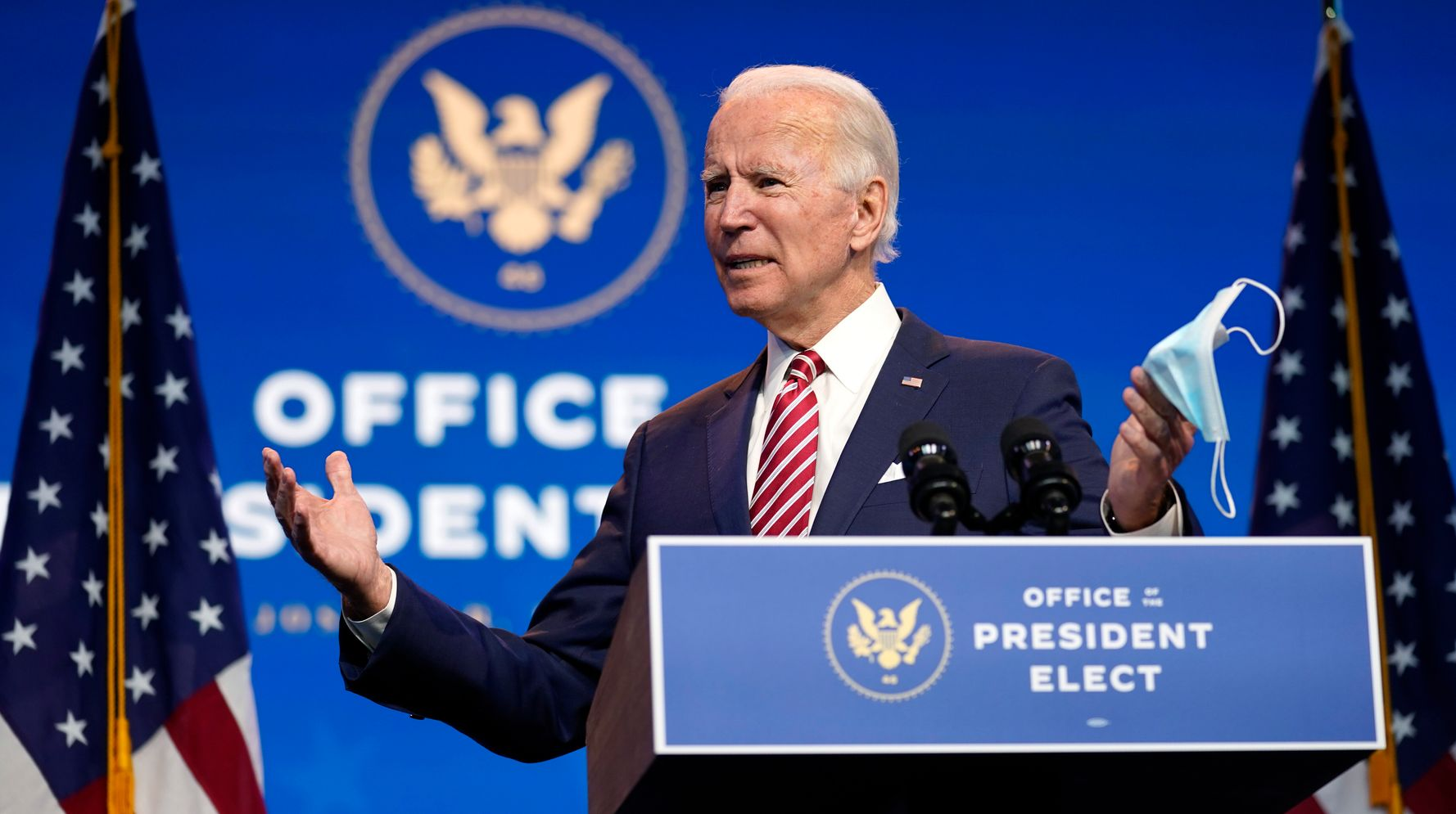 Biden Approaches 80 Million Votes In Historic Victory