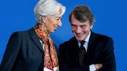 Anche Lagarde demolisce l'idea di Sassoli: no alla cancellazione del debito (di A.