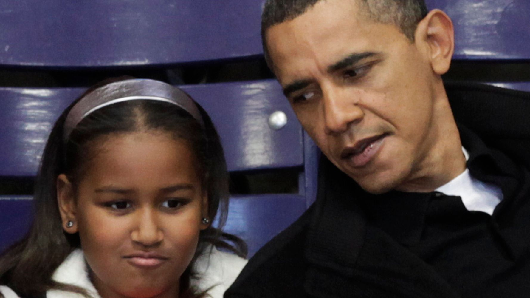 Barack Obama Quit Coaching Sasha's Basketball Team Over 'True Washington' Beef