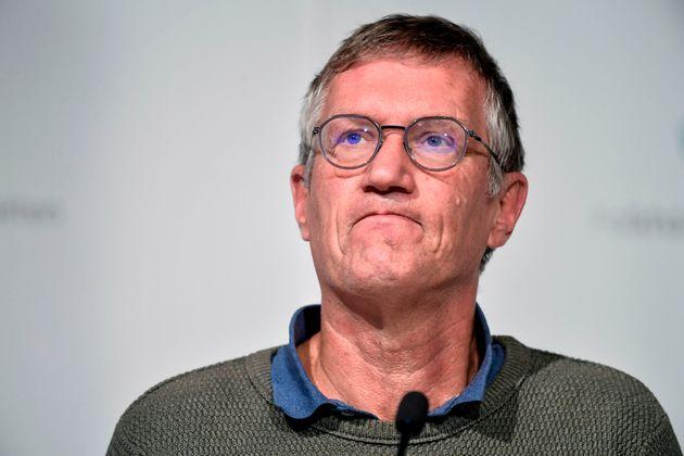 El epidemiólogo sueco Anders