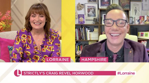 Craig Revel Horwood on
