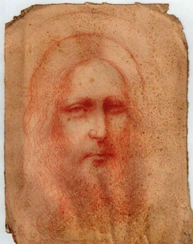 Ιστορικός τέχνης αποδίδει άγνωστο σκίτσο του Ιησού στον Λεονάρντο Ντα