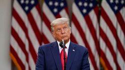 El intento de Trump de robar las elecciones es cómico y estúpido, pero muy
