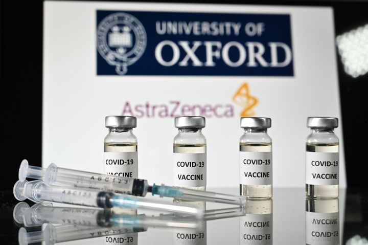 The University of Oxford and its partner British pharmaceutical company AstraZeneca said they expect to have the results of l