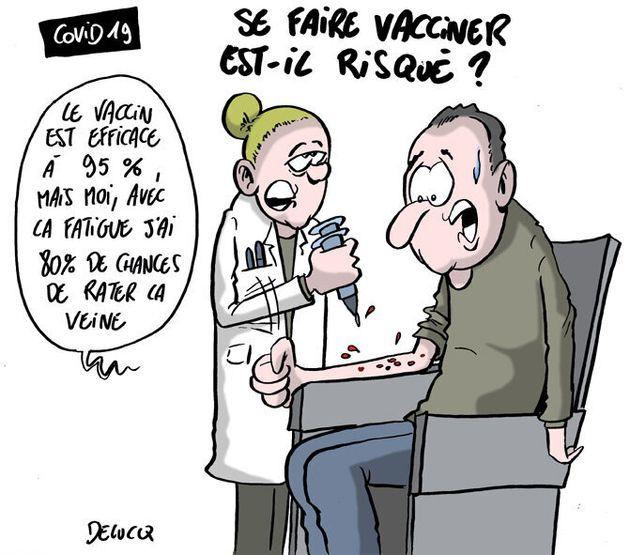Vaccin contre le covid-19: pourquoi beaucoup de Français feront de la