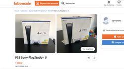 À peine sortie, la PS5 se revend à des prix exorbitants sur Le Bon