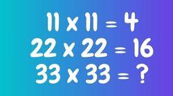 Sólo los genios son capaces de resolver este problema de