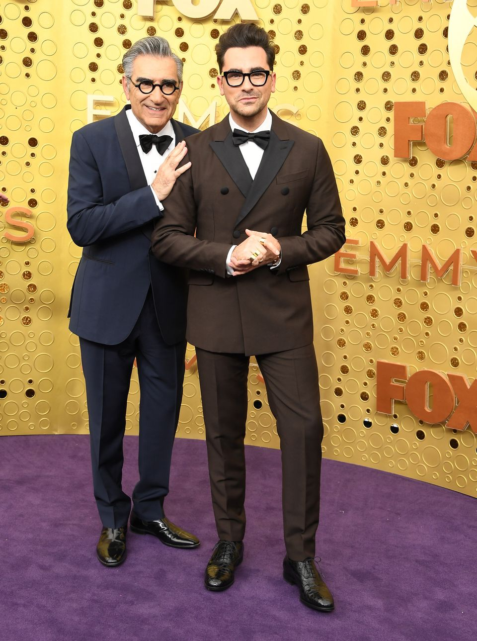The Style Evolution Of Dan Levy, One Of People's Sexiest Men Alive