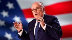 Giuliani attacca: