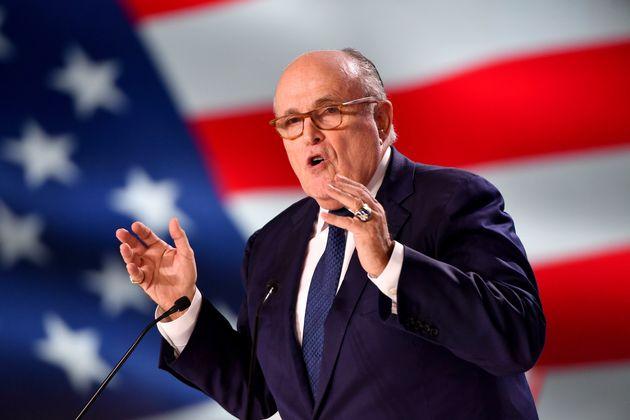 Rudolf Giuliani: