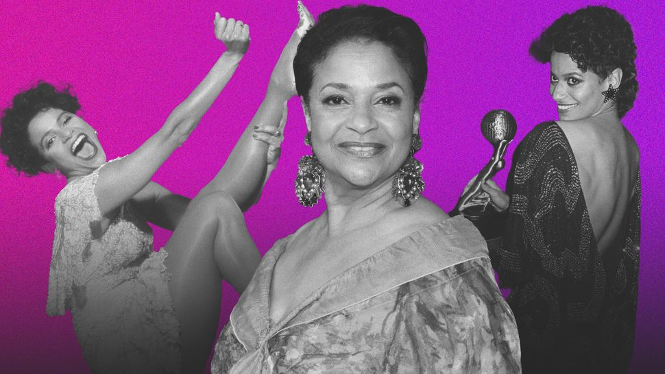 "Debbie Allen: ""It's a different time now. I'm just happy women are being looked at with more respect."""