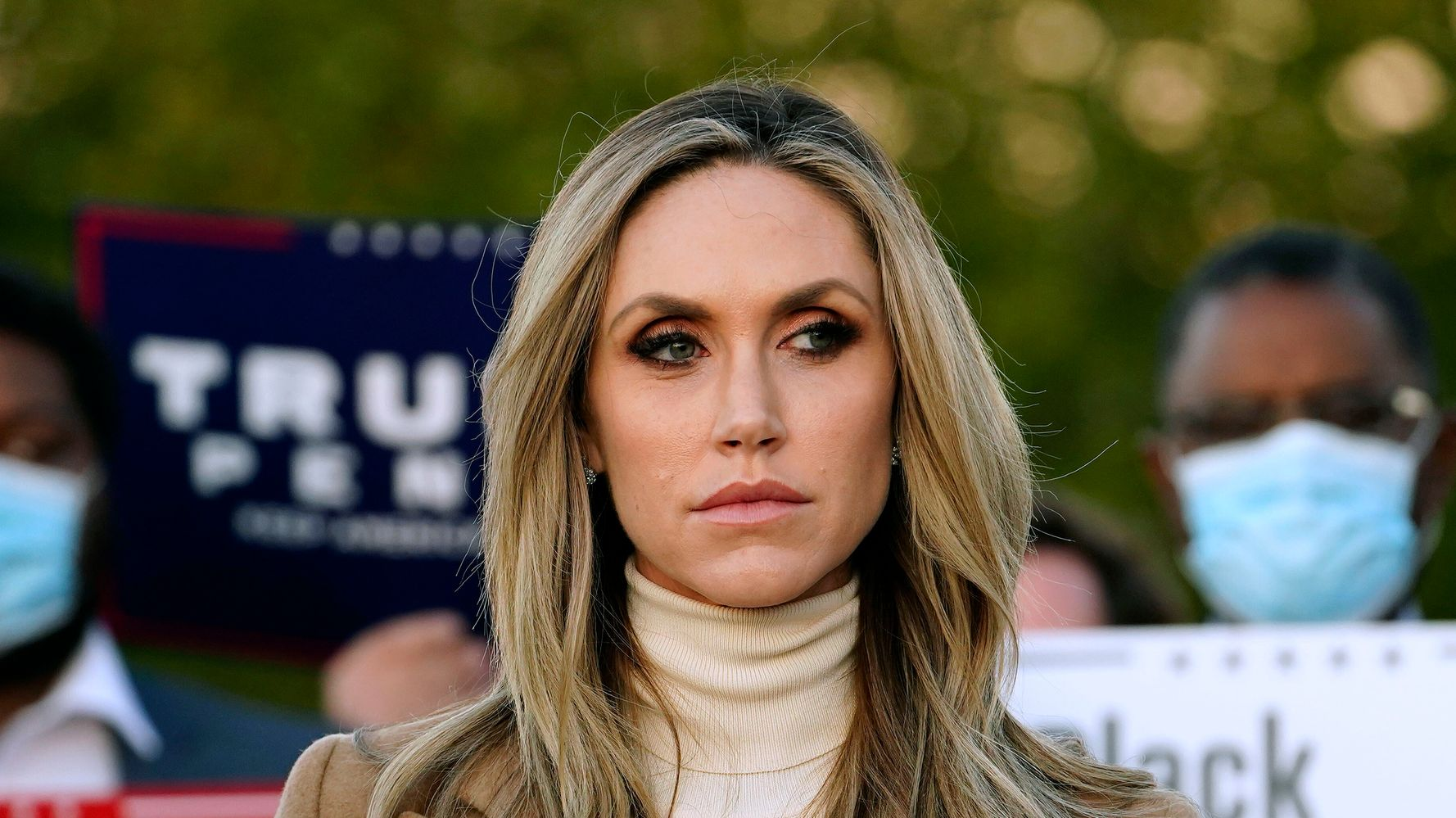 Lara Trump May Run For Senator From North Carolina In 2022: N.Y. Times
