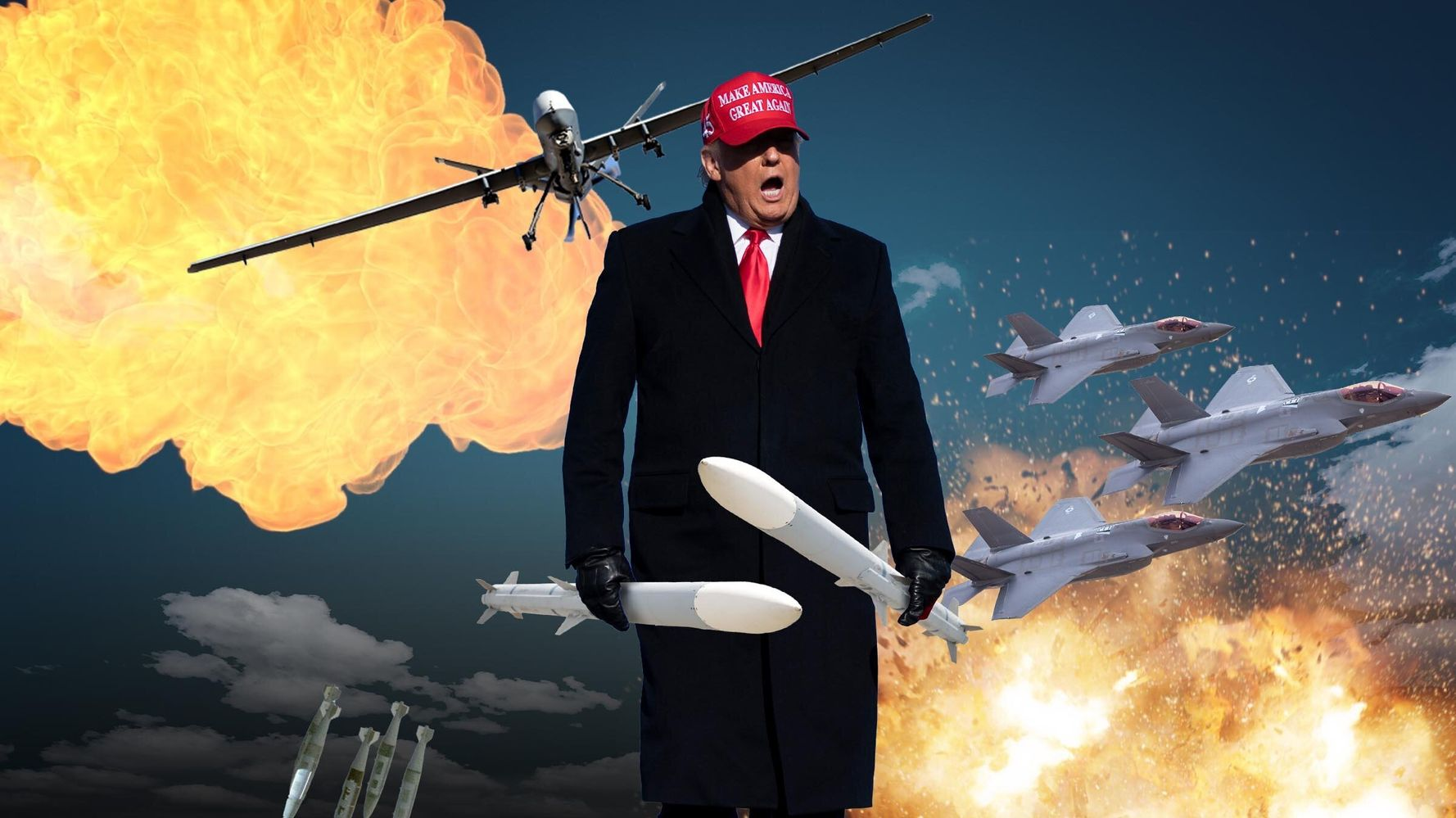 Trump Is Rushing Through His Biggest, Most Dangerous Arms Deal. Congress Could Stop It.