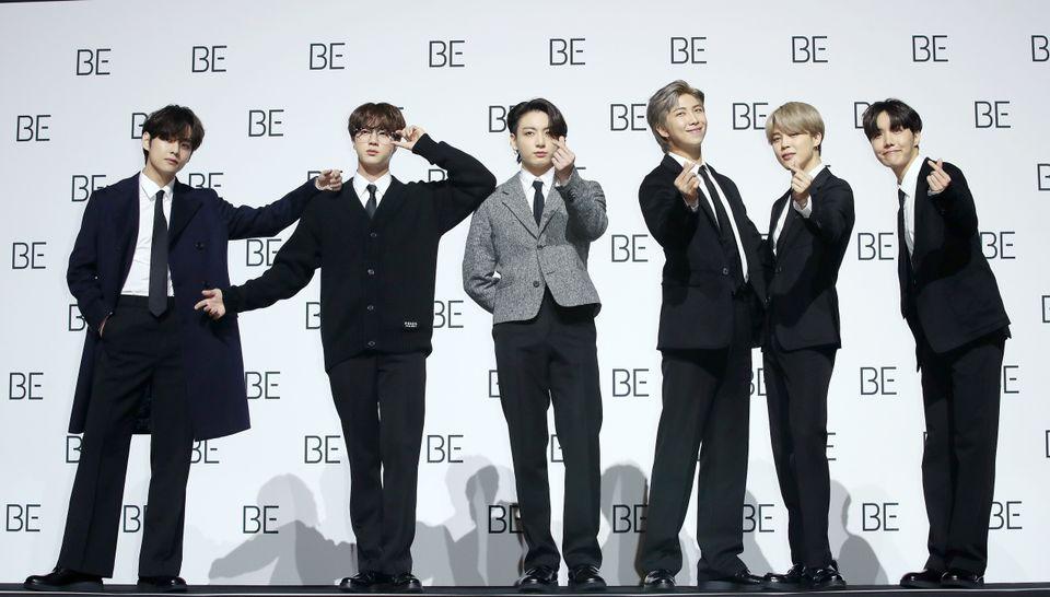 BTS 'Be로
