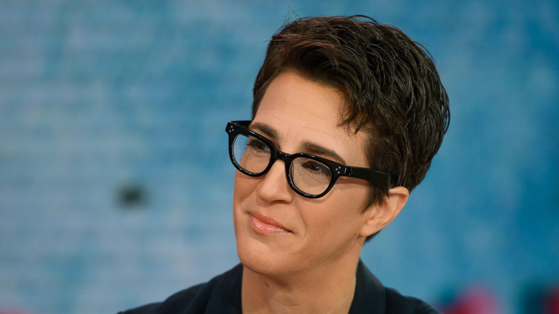 Rachel Maddow Reveals Partner's Harrowing COVID-19 Battle On Return To MSNBC