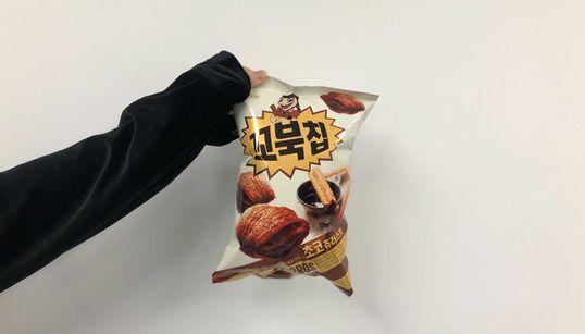 품절대란 '꼬북칩 초코츄러스맛' 회의 도중 나눠 먹은